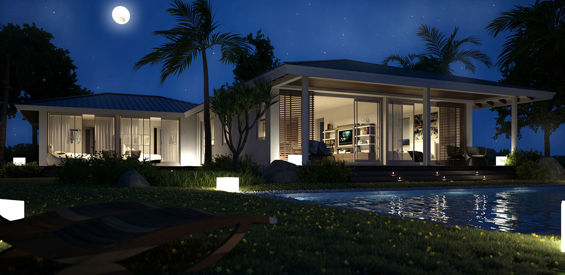 Architectural Rendering Exterior